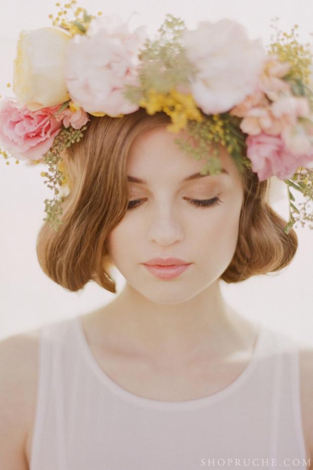 abito da sposa rouche primavera 2013 14