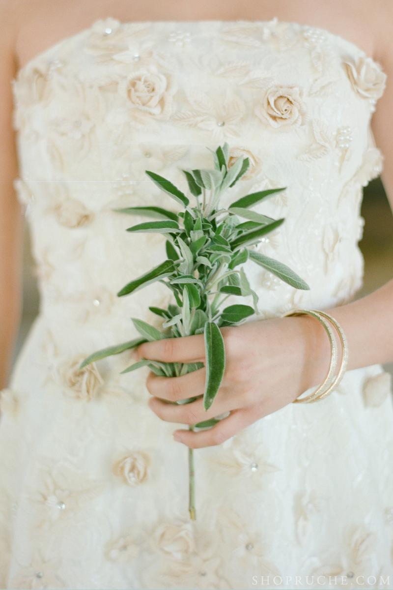 abito da sposa rouche primavera 2013 18