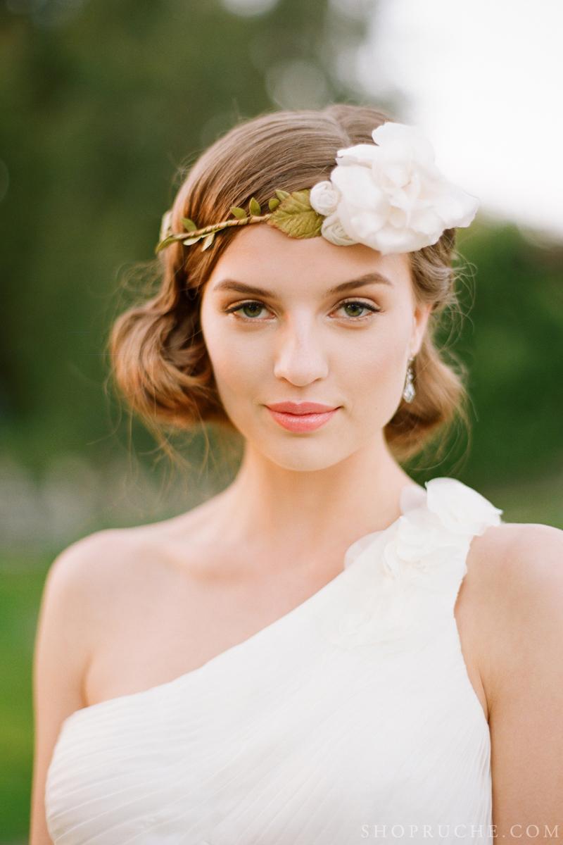 abito da sposa rouche primavera 2013 19