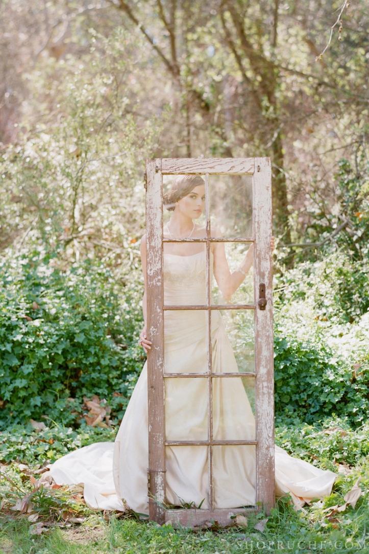 abito da sposa rouche primavera 2013 31