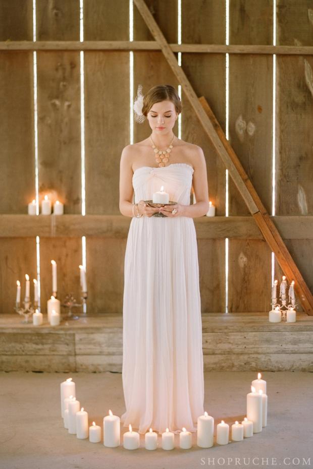 abito da sposa rouche primavera 2013 32
