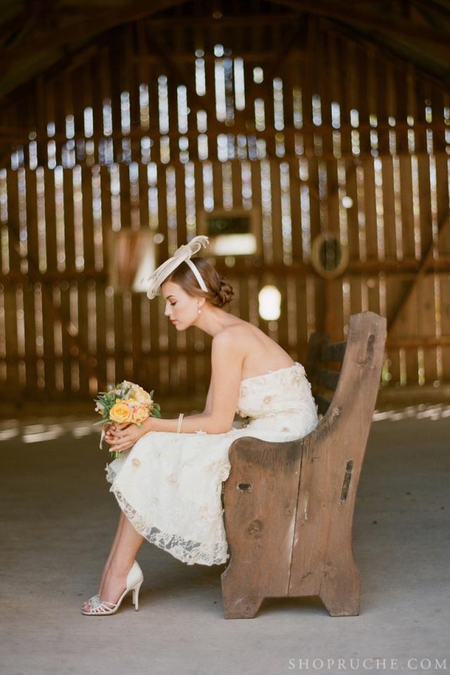 abito da sposa rouche primavera 2013 39