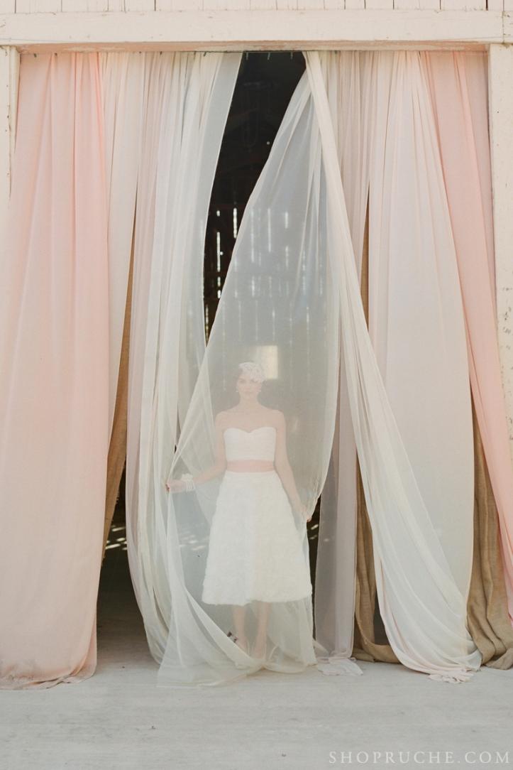 abito da sposa rouche primavera 2013 42