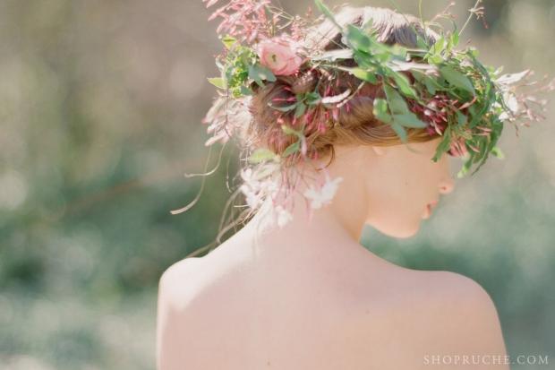 abito da sposa rouche primavera 2013 48