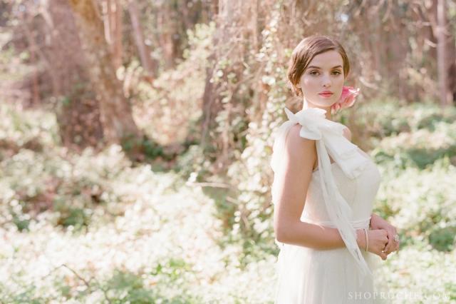 abito da sposa rouche primavera 2013 50