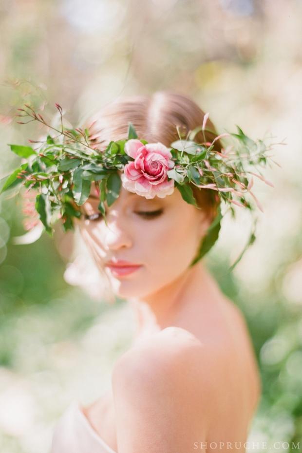abito da sposa rouche primavera 2013 5