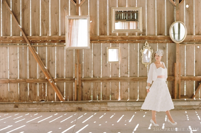 abito da sposa rouche primavera 2013 52