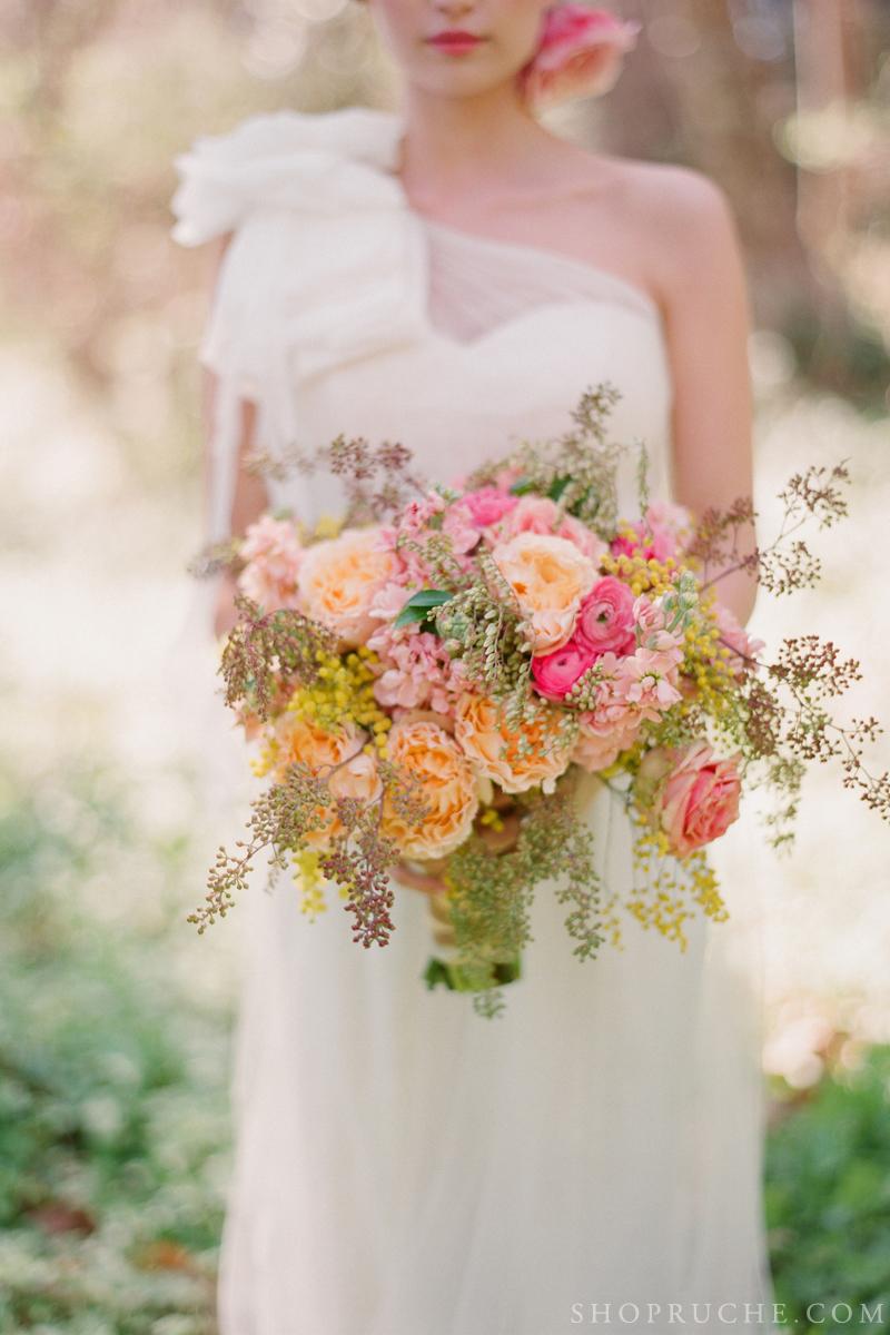 abito da sposa rouche primavera 2013 7