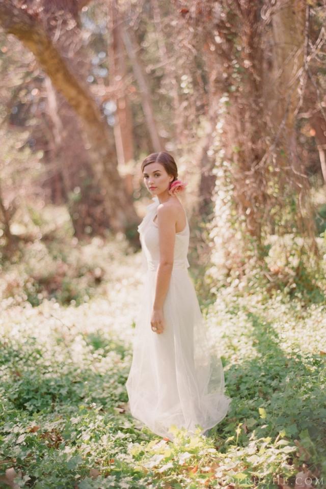 abito da sposa rouche primavera 2013 8