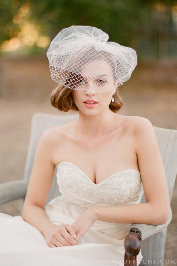 abito da sposa rouche primavera 2013