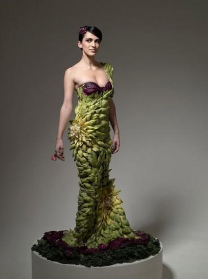abito di verdure