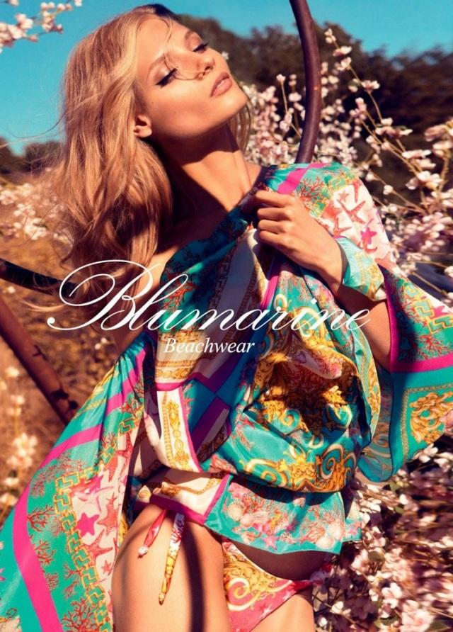 blumarine 2013 beachwear