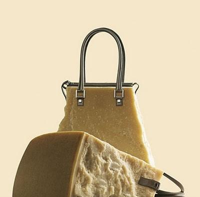 borsa di parmigiano