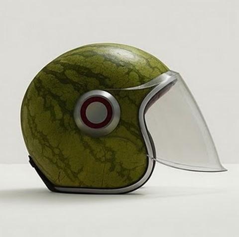 casco di anguria
