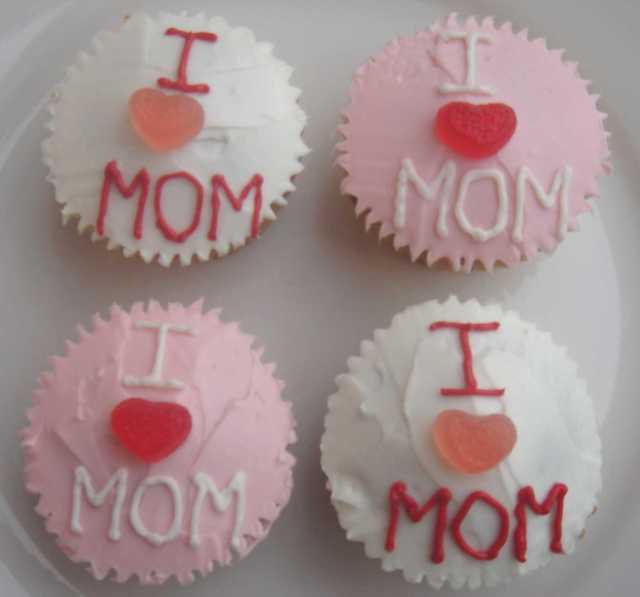 cupcake festa della mamma