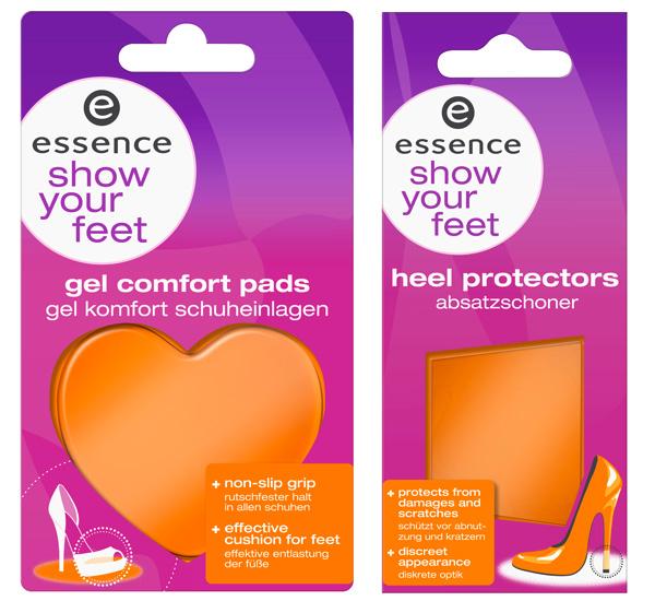 essence show yor feet essence 2013 salvatacco e soletta in gel