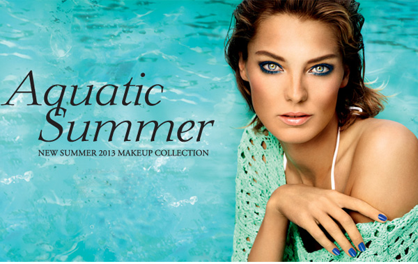 Lancome estate 2013-Aquatic-Summer-Collection