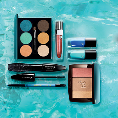 Lancome estate -2013-Aquatic-Summer-Collection