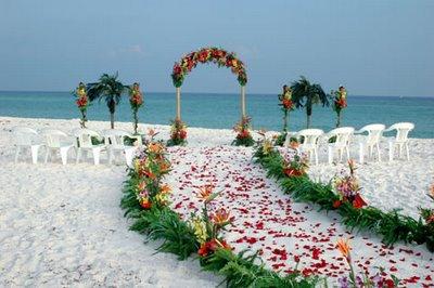 matrimonio in spiaggia 9