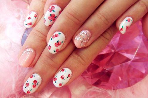 nail art primavera 16