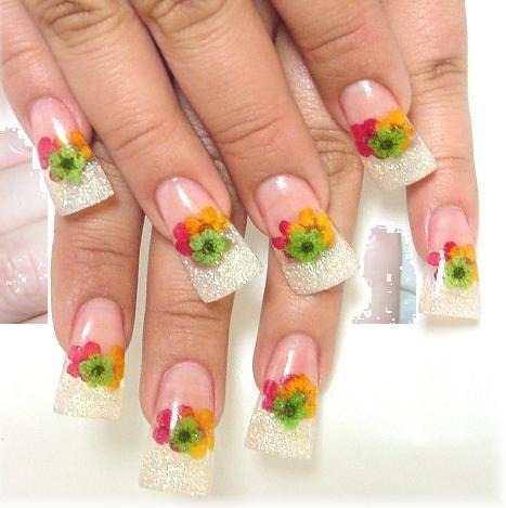 nail art primavera 18