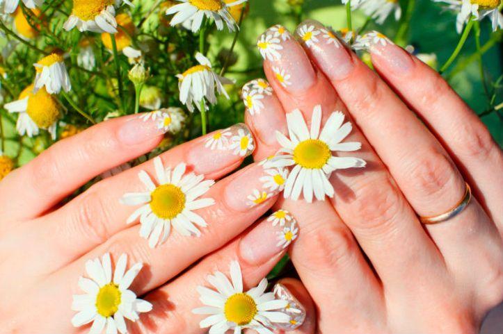 nail art primavera 19