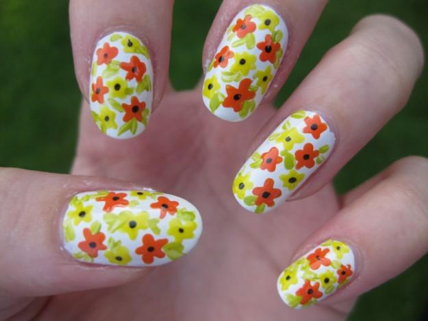 nail art primavera 20