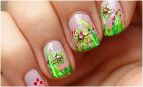 nail art primavera 3