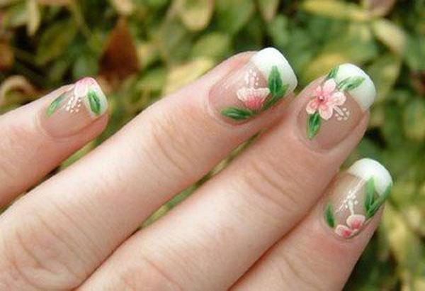 nail art primavera 5