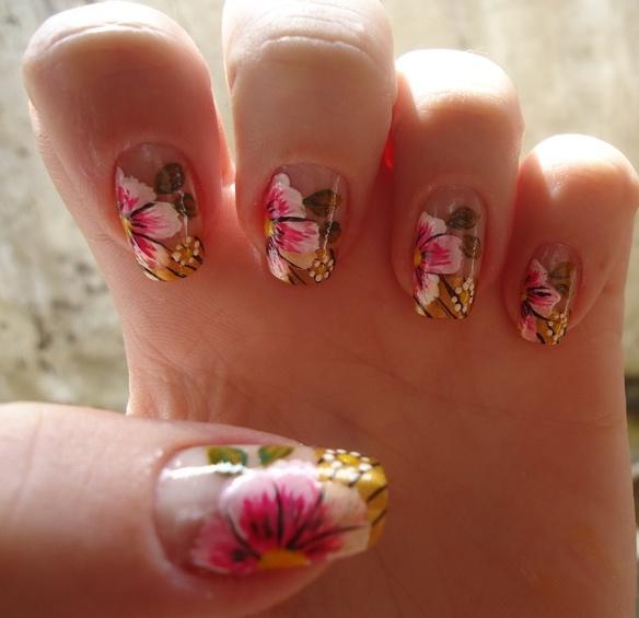 nail art primavera 6
