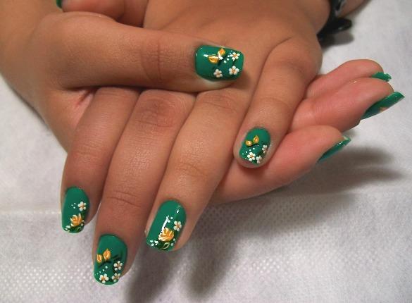 nail art primavera 7