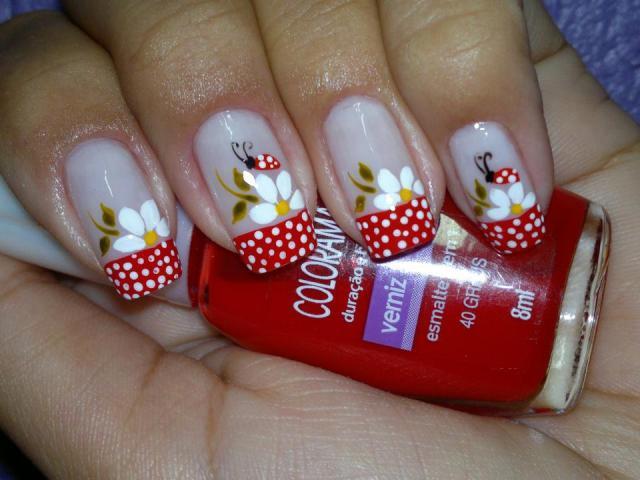 nail art primavera 9