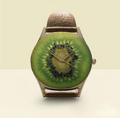 orologio di kiwi