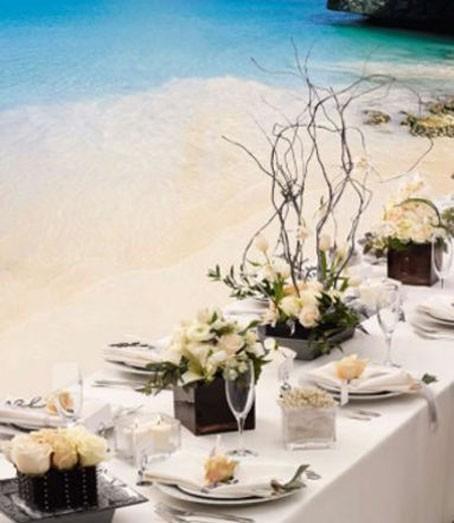 ricevimento matrimonio in spiaggia