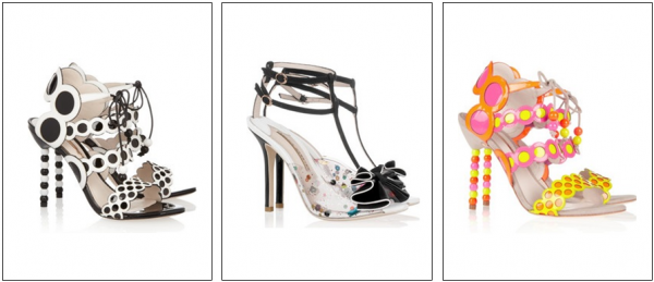 scarpe sophia webster 2013