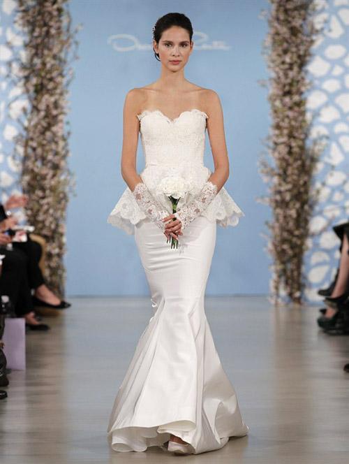 abito da sposa de la renta 2013 2