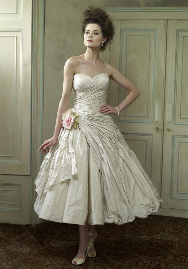 abito da sposa shabby chic 4