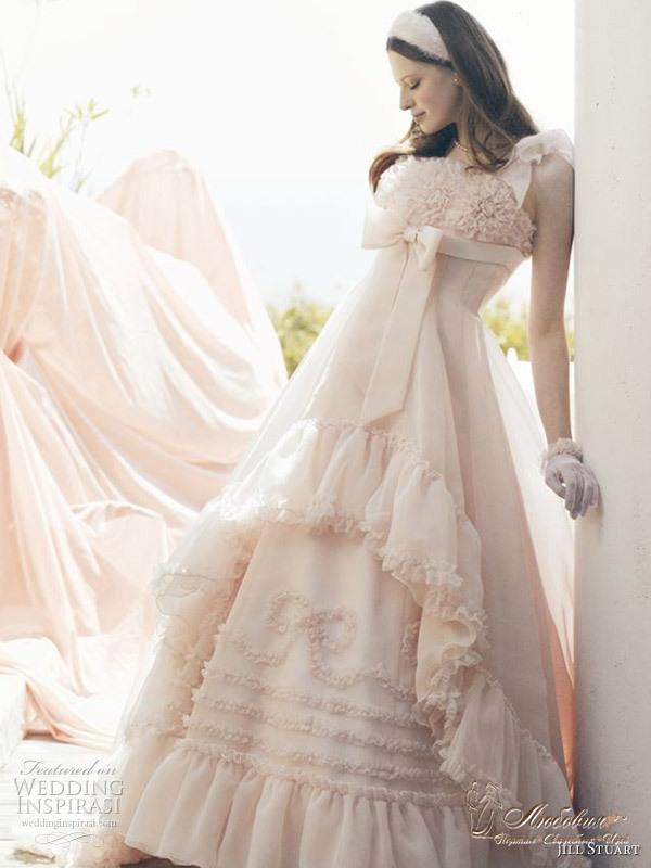 abito da sposa shabby chic 8