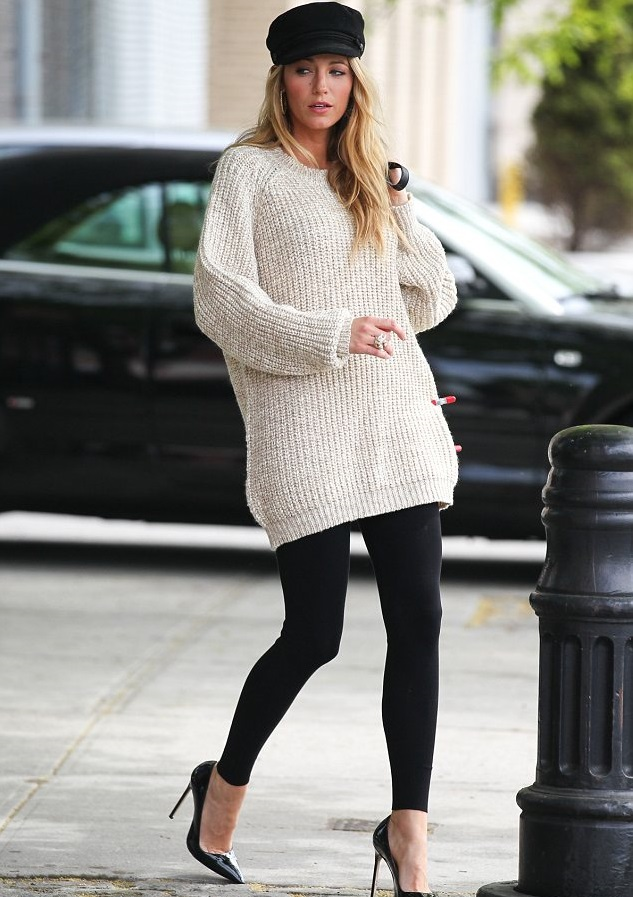blake lively new york 2013