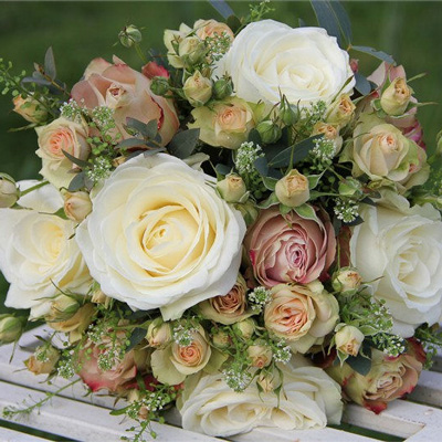 bouquet shabby chic 10