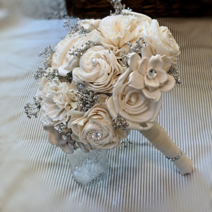 bouquet shabby chic 12