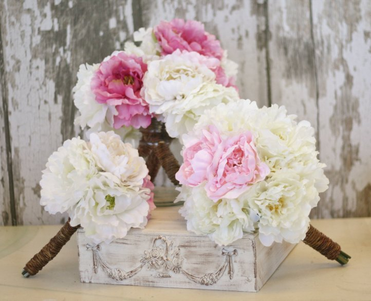 bouquet shabby chic 13