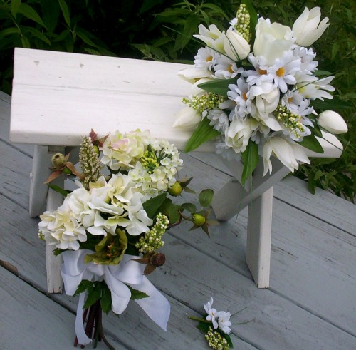 bouquet shabby chic 3