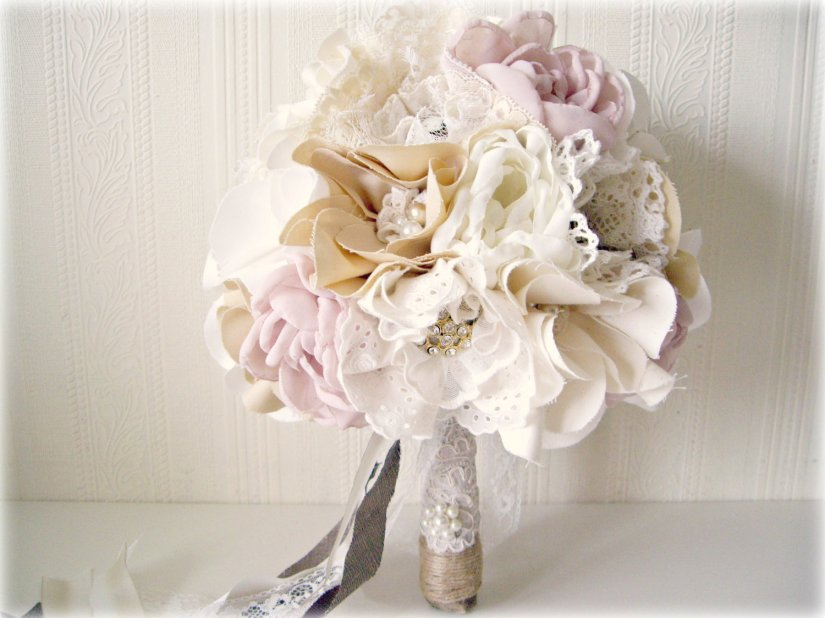 bouquet shabby chic 5