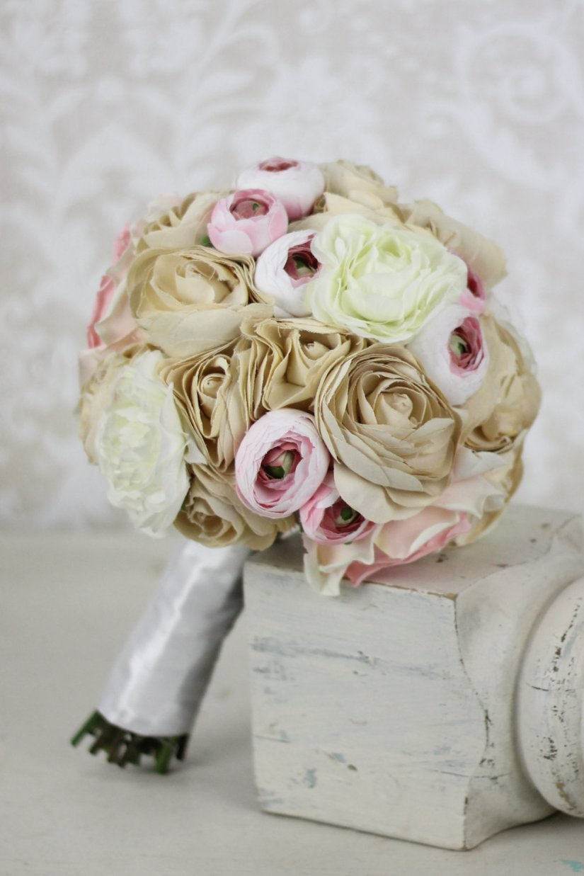 bouquet shabby chic 6