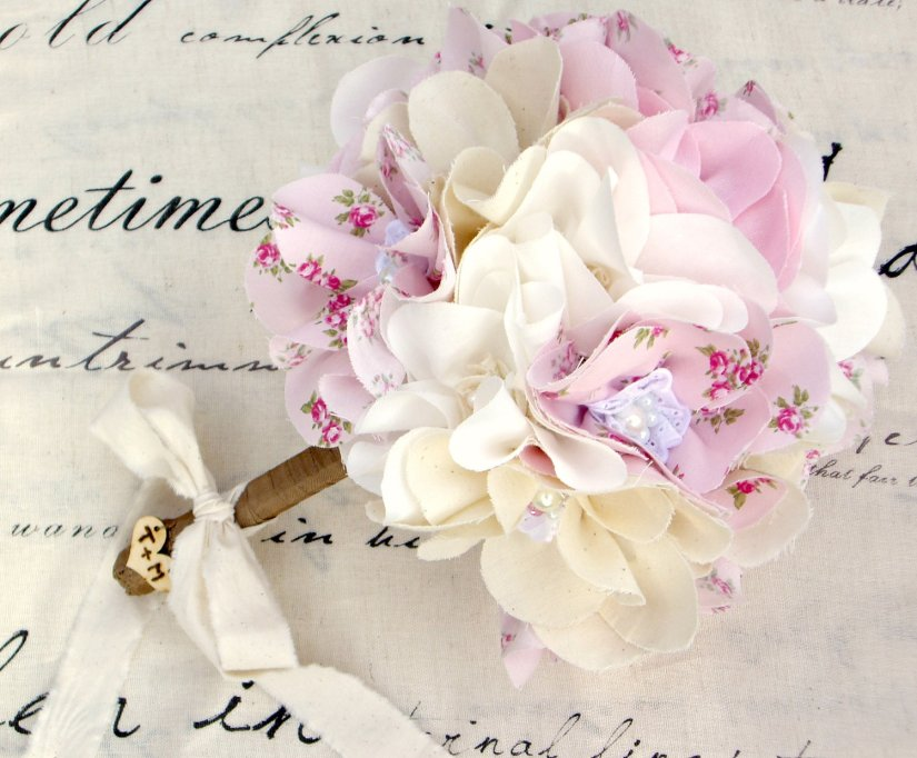bouquet shabby chic 8