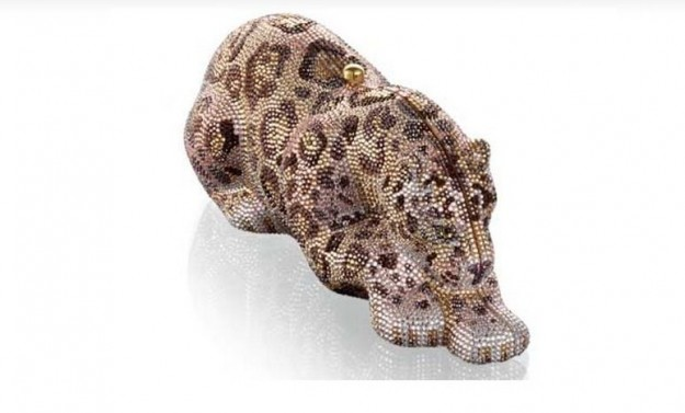 clutch giaguaro jubith leiber