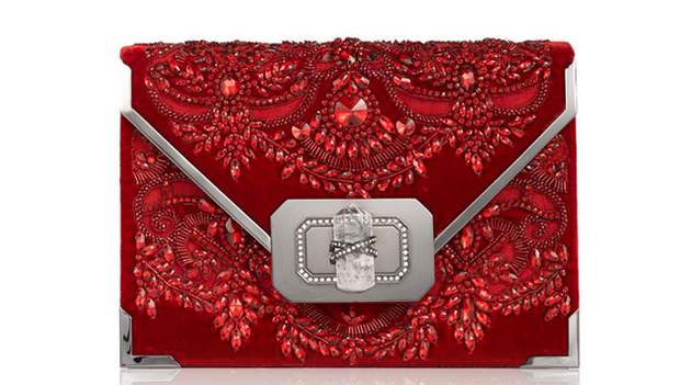 clutch marchesa estate 2013
