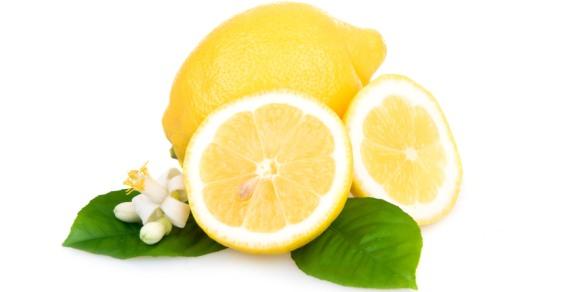 maschera capelli al limone