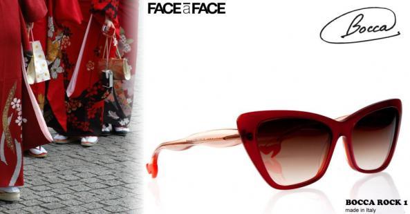 occhiali da sole 2013 face à face